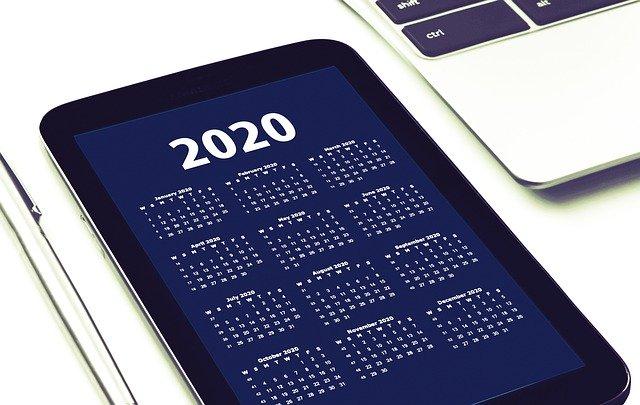 DNI WOLNE OD PRACY W 2020 ROKU